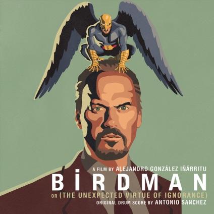 birdman soundtrack
