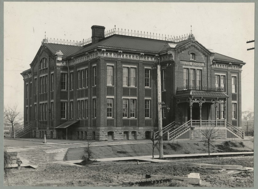 South School, 1901, (spl_shp_22802)