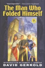 man who folded himself