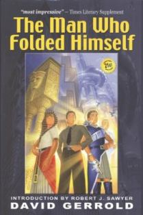 man who folded himself