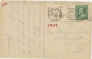Marjorie's Postcard