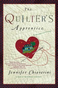The Quilter's Apprentice in the Library catalog