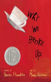 Why We Broke Up in the Library catalog