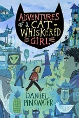 Cover of Adventures of a Cat-whiskered Girl
