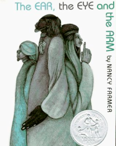 Cover of The Eye, The Ear and The Arm