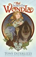 Cover of The Search for WondLa