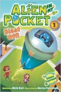 Cover of Alien in My Pocket