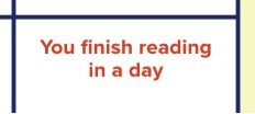Finished Reading in a Day