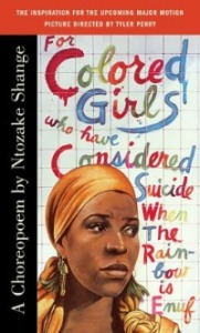 For Colored Girls in the Library catalog