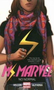 Ms. Marvel Vol. 1 in the Library catalog