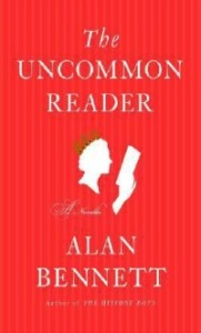 The Uncommon Reader in the Library catalog