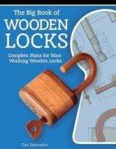 wooden locks