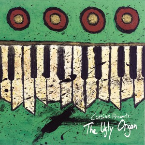 Cover art for The Ugly Organ by Cursive