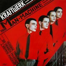 coverart for Kraftwerk