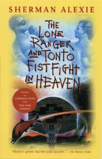 The Lone Ranger and Tonto Fistfight in Heaven in the Library catalog
