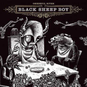 Cover art for Black Sheep Boy by Okkervil River