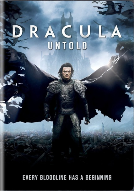 Cover image for Dracula: Untold