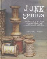 Find Junk Genius in the SPL catalog