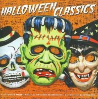 Cover image for Halloween Classics