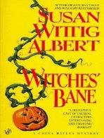 Witches Bane by Susan Wittig