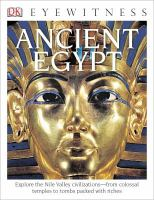 Find Eyewitness Ancient Egypt in the SPL catalog