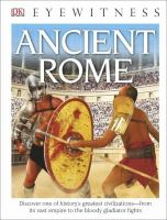 Find Eyewitness Ancient Rome in the SPL catalog
