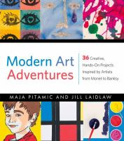 Find Modern Art Adventures in the SPL catalog