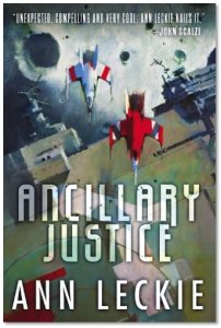 Cover image for Ancillary Justice