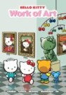 Cover image for Hello Kitty: Work of Art
