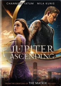 cover image for Jupiter Ascending