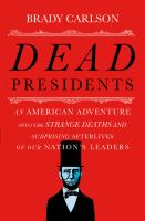 Dead Presidents cover image