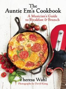 Find The Auntie Em's Cookbook in the SPL catalog