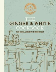 Find The Ginger & White Cookbook in the SPL catalog