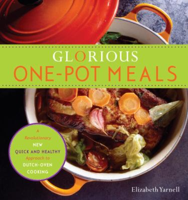 Glorious One-pot Meals cover image