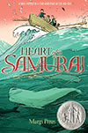 Heart of the Samurai cover image