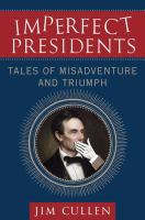 Imperfect Presidents cover image