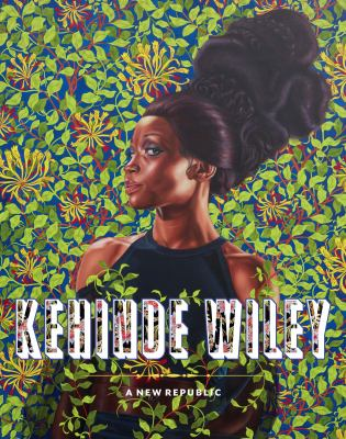 Click here to view Kehinde Wiley: A New Republic in the SPL catalog