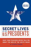 Secret Lives of US Presidents cover image