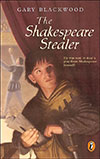 The Shakespeare Stealer cover image