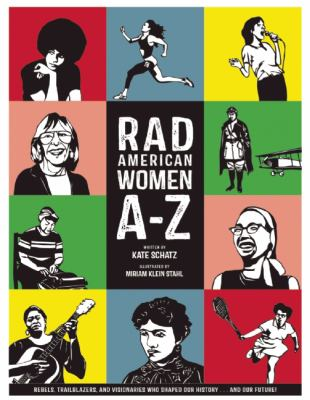 Click here to view Rad American Women in the SPL catalog