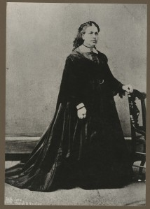 Sarah Yesler, Seattle Historical Photograph Collection, 1868