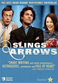slings arrows