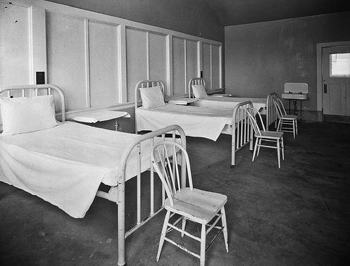 TB beds