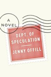 Find Dept. of Speculation in the SPL catalog