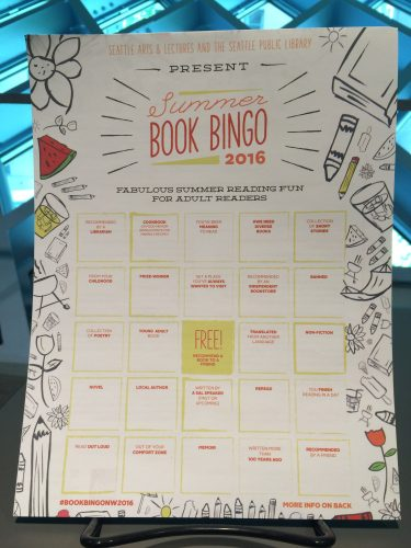 book bingo nw 2016 photo