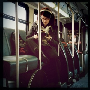 Image of a Reader courtesy Chris Blakeley, via Flickr