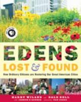 cover image for Edens Lost and Found