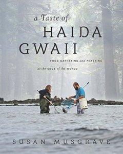 taste of haida gwaii