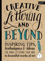 Find Creative Lettering and Beyond in the SPL catalog