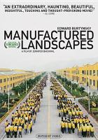Find Edward Burtynsky's Manufactured Landscapes in the SPL catalog